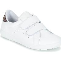 Shoes Girl Low top trainers Citrouille et Compagnie GRANOU Glitter / Multicoloured