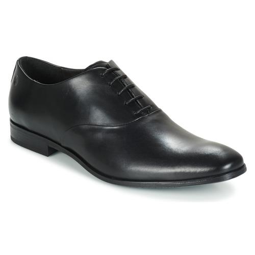 Shoes Men Brogues Carlington GACO Black