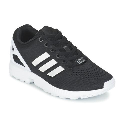 Shoes Low top trainers adidas Originals ZX FLUX EM Black
