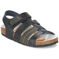 Shoes Boy Sandals Kickers MAGITEAM Black