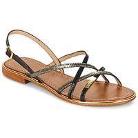 Shoes Women Sandals Les Tropéziennes par M Belarbi BELLE Black