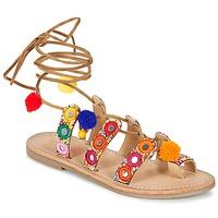 Shoes Women Sandals Les Tropéziennes par M Belarbi OREA Multicoloured