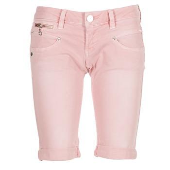 Clothing Women Shorts / Bermudas Freeman T.Porter BELIXA NEW MAGIC COLOR Pink