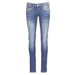 Clothing Women slim jeans Freeman T.Porter ALEXA SLIM SDM Blue / Medium