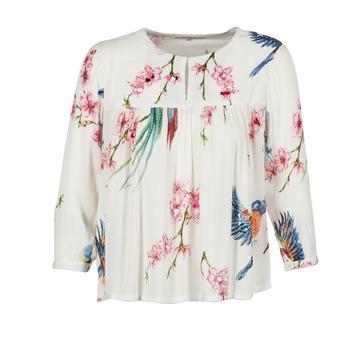 Clothing Women Tops / Blouses Derhy DIGNE Ecru