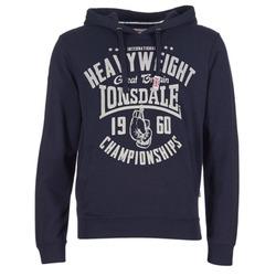 Clothing Men sweatpants Lonsdale INGLETON Blue