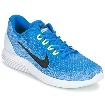 Shoes Men Running shoes Nike LUNARGLIDE 9 Blue