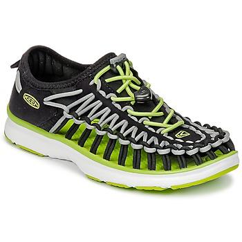 Shoes Children Outdoor sandals Keen UNEEK O2 Black