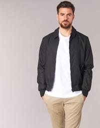 Clothing Men Jackets Casual Attitude IHIBERNA Black