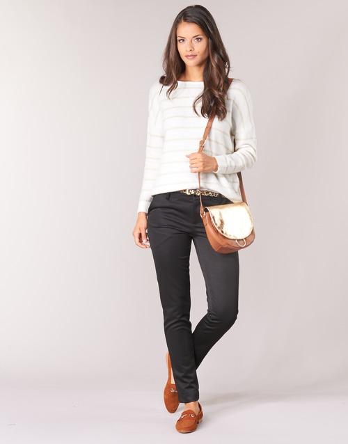 Clothing Women 5-pocket trousers Betty London IGRIBANO Black