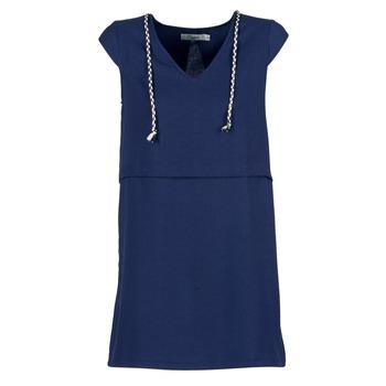 Clothing Women Short Dresses Casual Attitude GELLE Marine