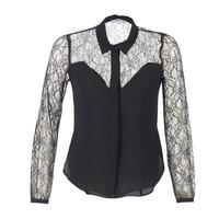 Clothing Women Shirts Morgan RESTY Black