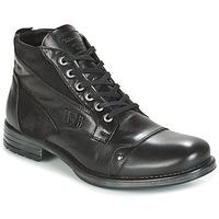 Shoes Men Mid boots Redskins YVORI Black