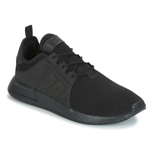 Shoes Low top trainers adidas Originals X_PLR Black