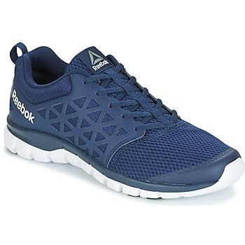 Shoes Men Running shoes Reebok Sport SUBLITE XT CUSHION MARINE / White