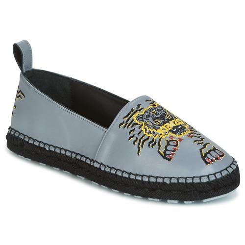 Shoes Women Espadrilles Kenzo KUMI Grey