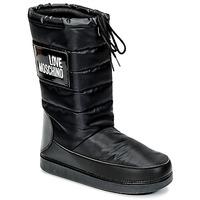 Shoes Women Snow boots Love Moschino JA24212G04 Black
