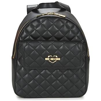 Bags Women Rucksacks Love Moschino JC4011PP14 Black