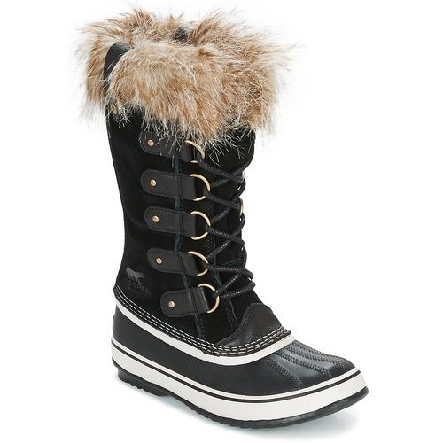 Shoes Women Snow boots Sorel JOAN OF ARCTIC Black