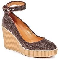 Shoes Women Heels Castaner QUINTAY Brown