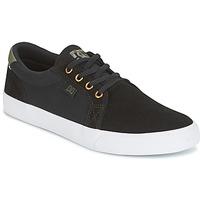 Shoes Men Low top trainers DC Shoes COUNCIL SD Black / Kaki