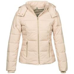 Clothing Women Duffel coats Naf Naf BEINE ECRU