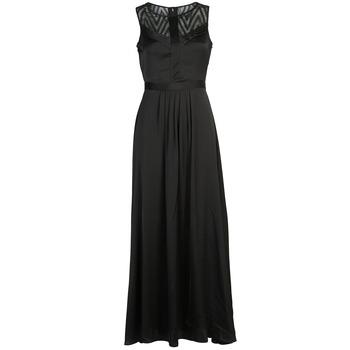Clothing Women Long Dresses Naf Naf LYKATE Black