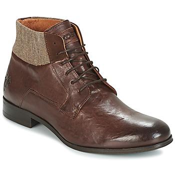 Shoes Men Mid boots Kost CRIOL V3 Brown