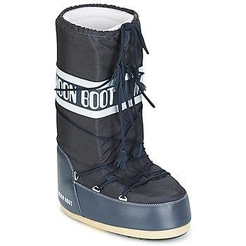 Shoes Snow boots Moon Boot MOON BOOT NYLON Denim