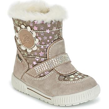 Shoes Girl Mid boots Primigi TITI-E GORE-TEX Pink