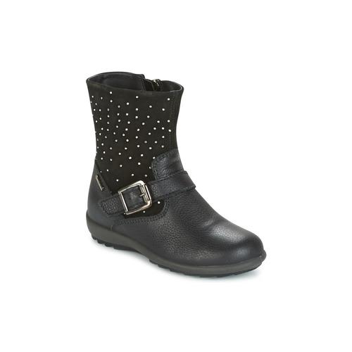 Shoes Girl High boots Primigi PCIGT 8569 Black