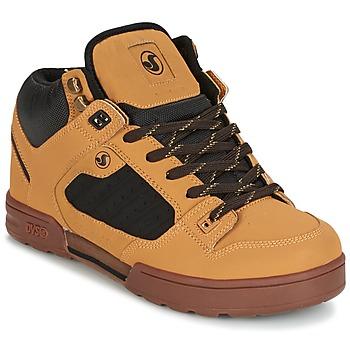 Shoes Men Hi top trainers DVS MILITIA BOOT Black
