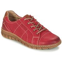 Shoes Women Derby Shoes Josef Seibel STEFFI 41 Red