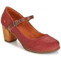 Shoes Women Heels Art SALZBURG Red