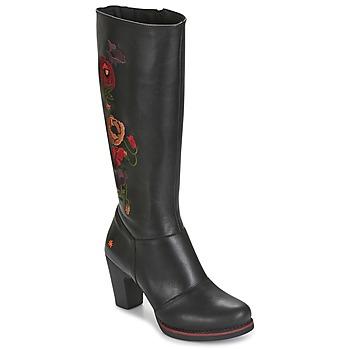 Shoes Women High boots Art GRAN-VIA Black