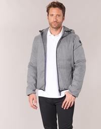 Clothing Men Jackets U.S Polo Assn. BENDIK JKT Grey