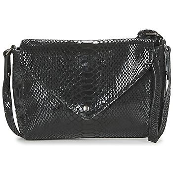 Bags Women Shoulder bags Petite Mendigote FLO Black