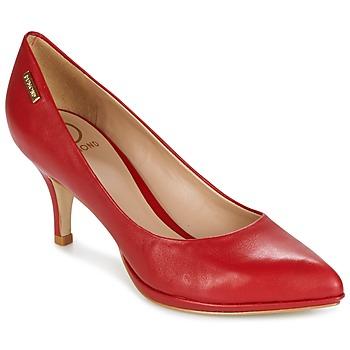 Shoes Women Heels Dumond MASTIZE Red