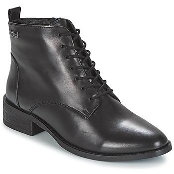 Shoes Women Mid boots Les Tropéziennes par M Belarbi NICOLE Black