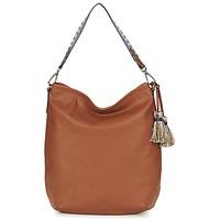 Bags Women Small shoulder bags Esprit TATE HOBO Brown