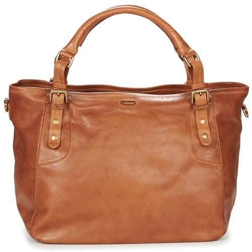 Bags Women Handbags Ikks THE ARTIST Cognac