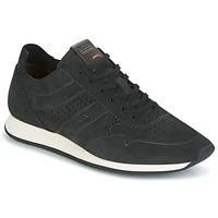Shoes Men Low top trainers Hugo Boss Orange ADRENAL RUNN Black