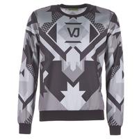 Clothing Men sweatpants Versace Jeans B7GQA7F5 Black / Grey