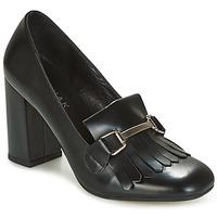 Shoes Women Loafers Jonak VALVO Black