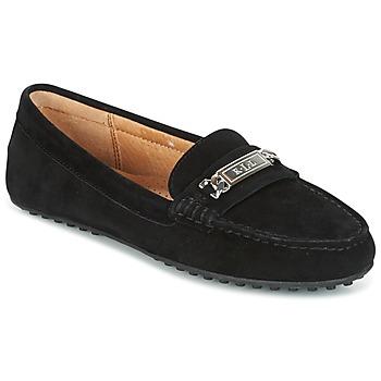 Shoes Women Loafers Ralph Lauren BERDINE Black