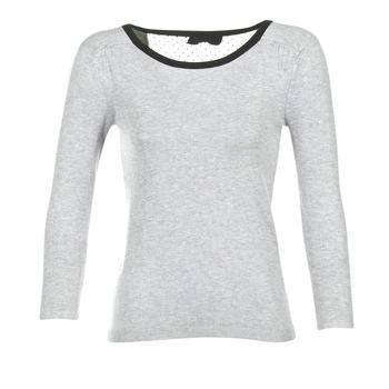 Clothing Women jumpers Naf Naf NARIO Grey