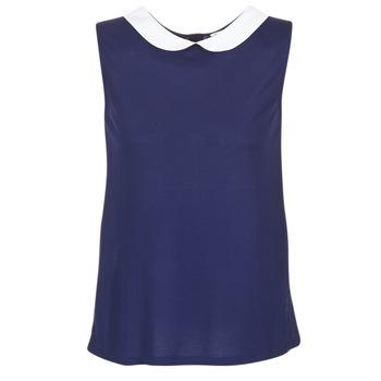 Clothing Women Tops / Blouses Naf Naf OCHOUPI Marine