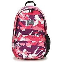 Bags Women Rucksacks Puma PUMA ACADEMY BACKPACK Pink