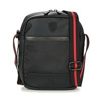 Bags Men Pouches / Clutches Puma FERRARI LS PORTABLE Black
