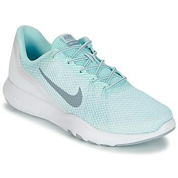 Shoes Women Fitness / Training Nike FLEX TRAINER 7 REFLECT W White / Green